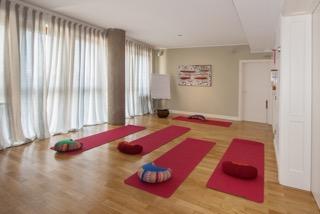 daniela cristofori yoga di gruppo