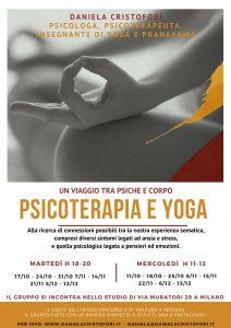 Daniela Cristofori Psiche e Yoga