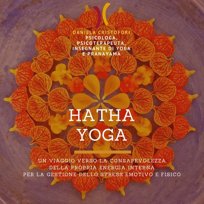 Daniela Cristofori Hatha yoga